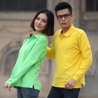 华体会hth下载T恤衫1AD01黄绿