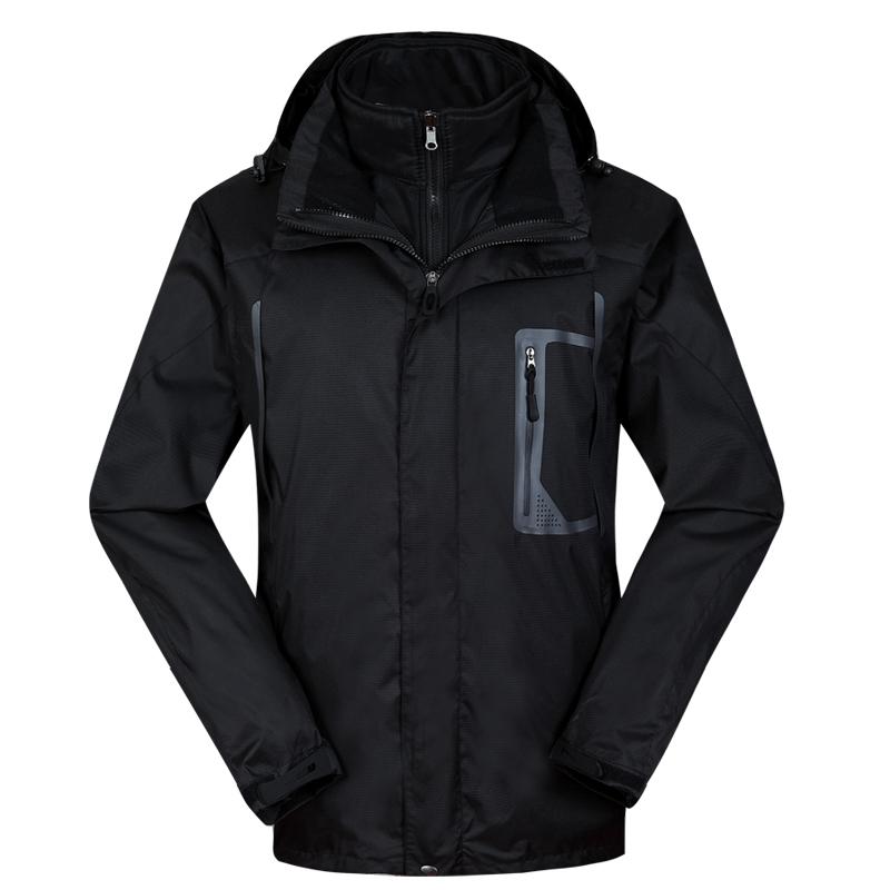 冲锋衣SM2黑色